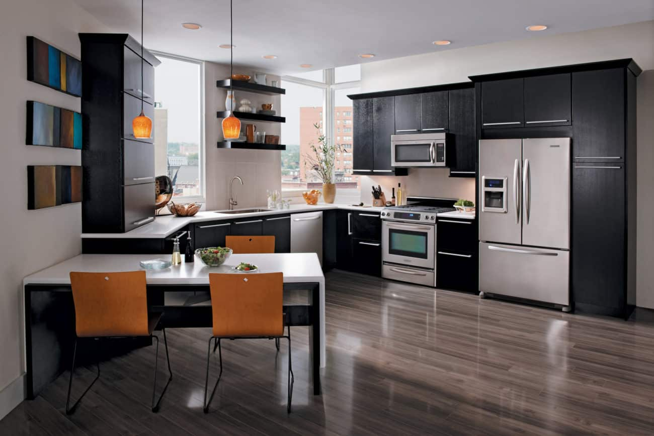 modern kitchen designs - Modern Kitchen