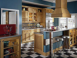 Kitchen Cabinet Trends 2013