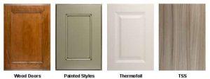 Canyon Creek Kantana Frameless Cabinets Door Styles