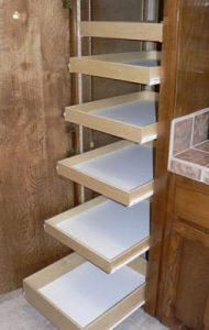 Custom Rollouts for Cabinets