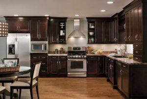 schrock transitional kitchen-cabinets